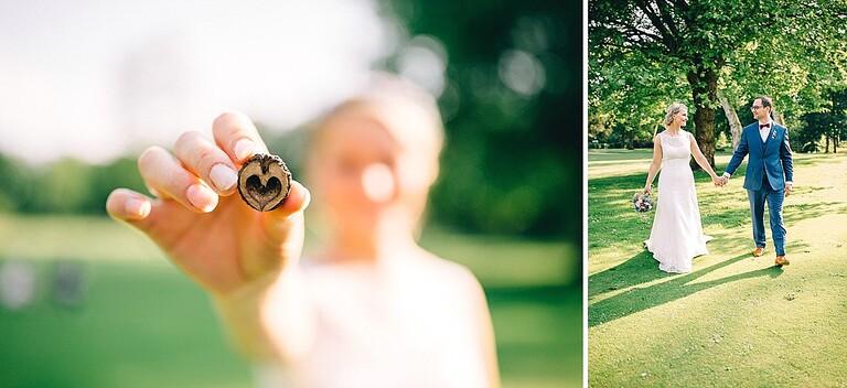 Brautpaarshooting im Schlosspark Velen