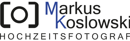 Logo von Markus Koslowski Hochzeitsfotografie